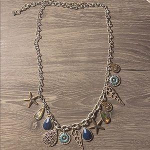 Lucky Brand beach necklace